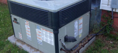 Trane gas pack example